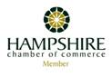 We are members of the Hampshire Chamber of Commerce